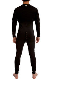 Jack Adams LumberJACK Union Suit