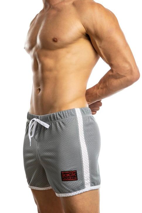 Jack Adams Athletic Mesh Training Short - sexy, functional gym short
