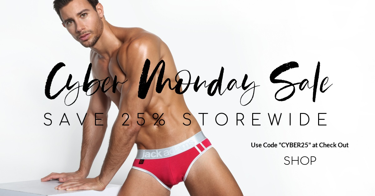 Cyber Monday Sale. Save 25% Storewide. Use code CYBER25 at checkout. Shop Now