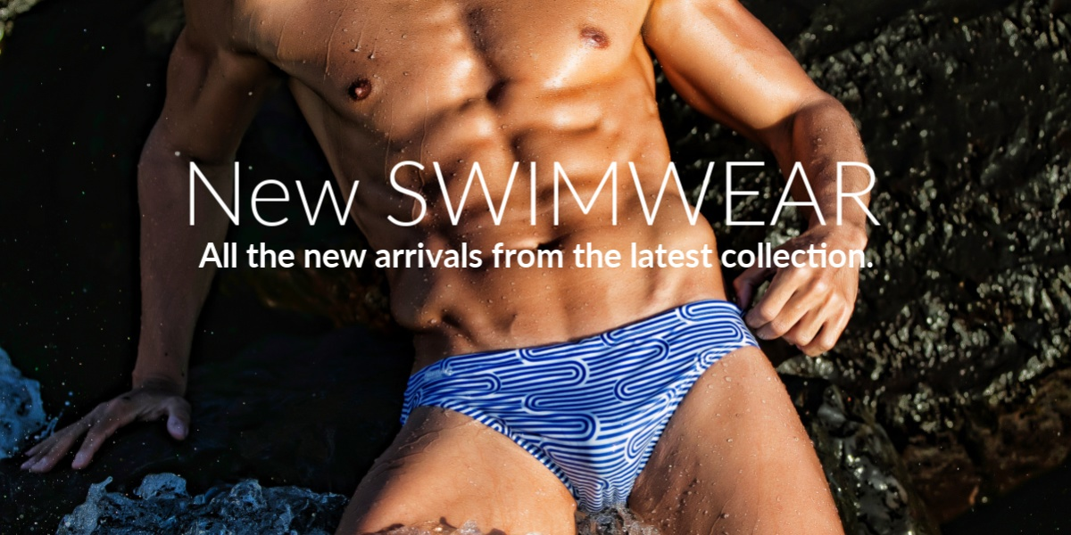 New Swimwear. All the new arrivals from the latest collection.