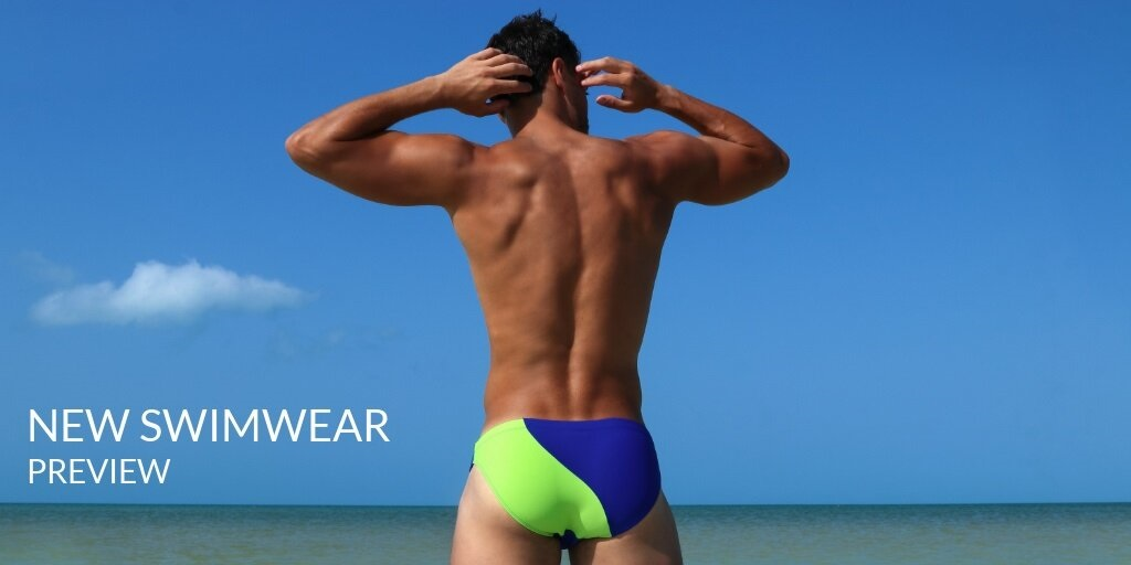 New Swimwear. Preview
