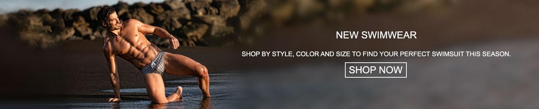 Shop the Jack Adams premium men's Swimwear Colllection