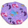 Pinky Pie Pony Satin Bonnet