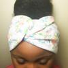 Flora Turban Headband