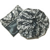 Night Magic Reversible Satin Bonnet and Pillowcase Set