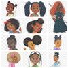 Princess Bundle Downloadable (11 full length .png Files)