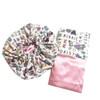 Minnie Mouse White Bonnet and Pillowcase Set