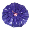 Purple Oversized Satin Lined Shower Cap