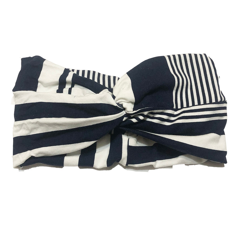Stripey Turban Headband
