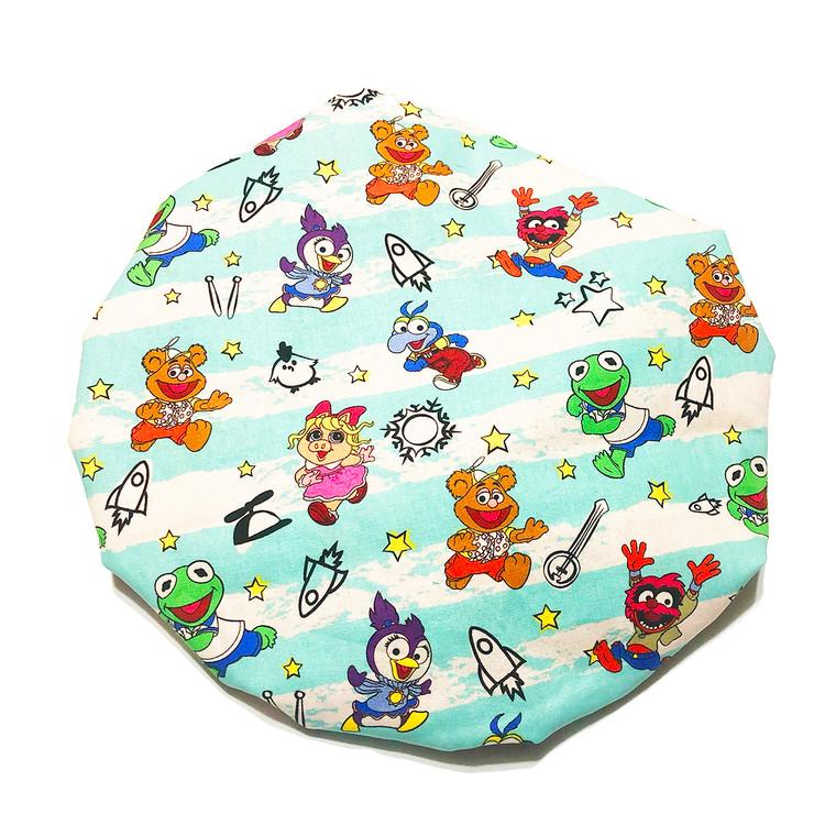 Elmo & Friends Satin Bonnet