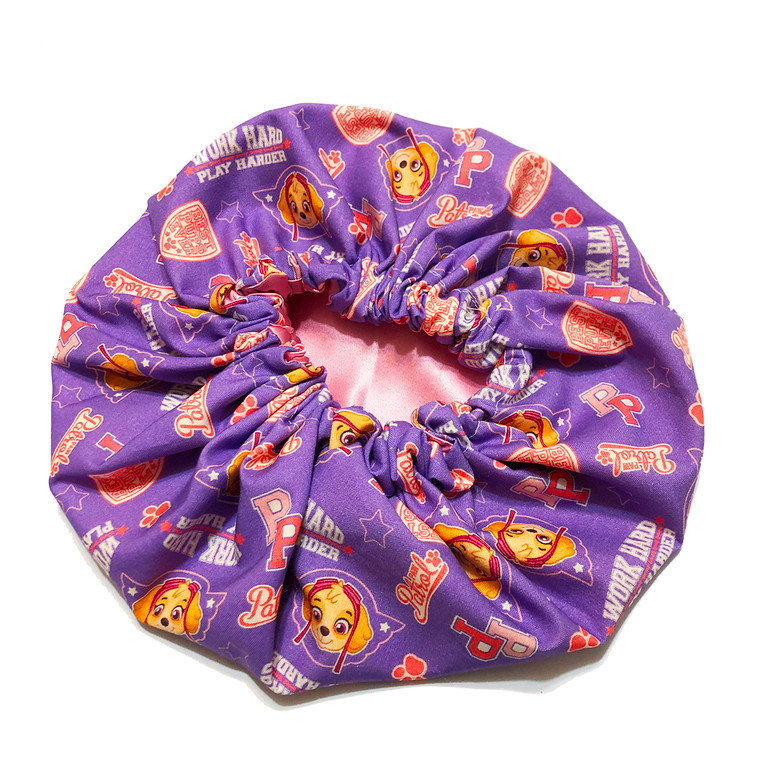 Paw Patrol Play Harder Satin Bonnet