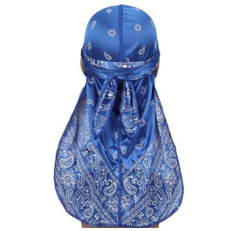 Bandana Durag - Blue