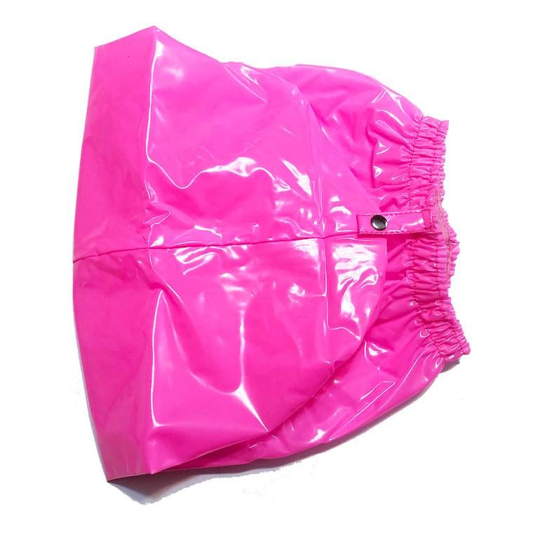 XL Braid Shower Cap - Pink