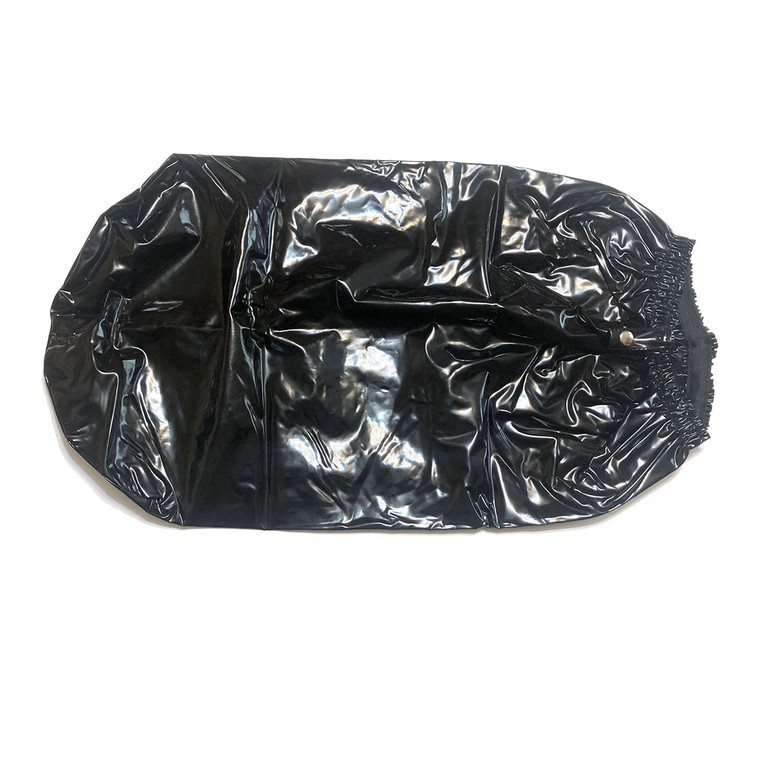 XL Braid Shower Cap - Black