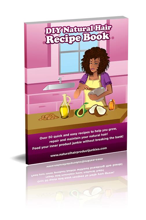 DIY Natural Hair Recipe eBook