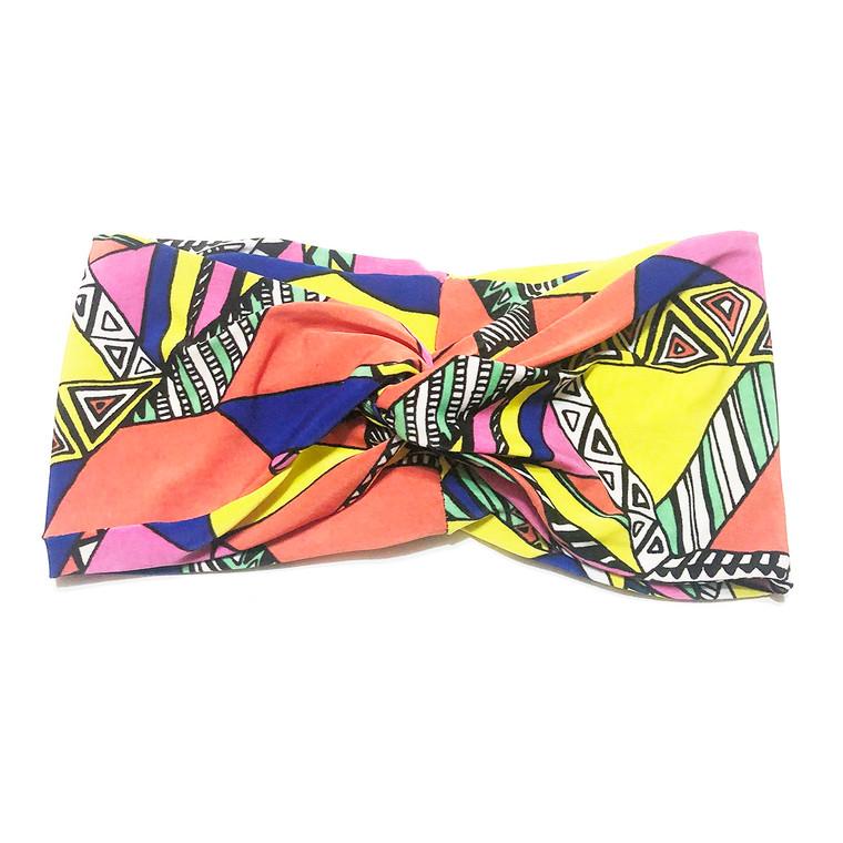 Cross Colors Turban Headband