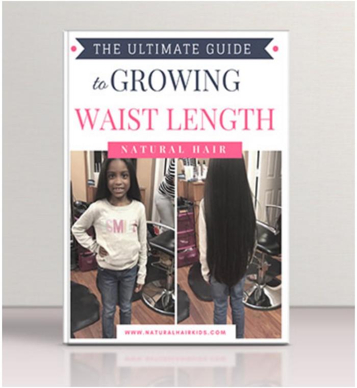 Ultimate Guide to Growing Waist Length Hair eBook