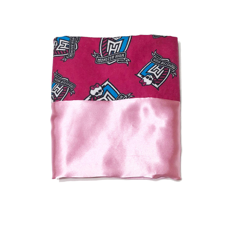 Monster High Satin Pillowcase