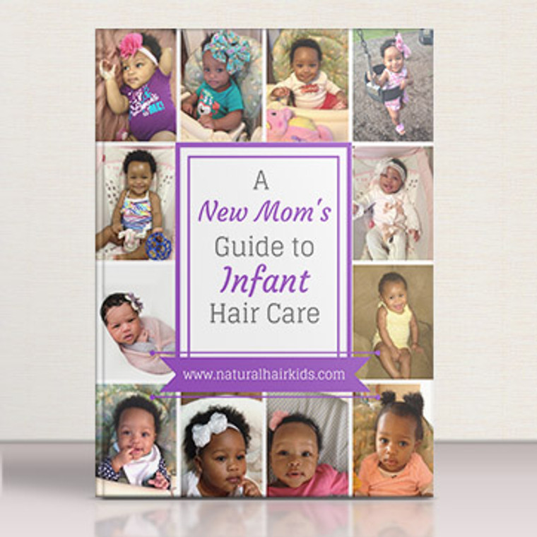 A New Mom's Guide to Infant Hair Care