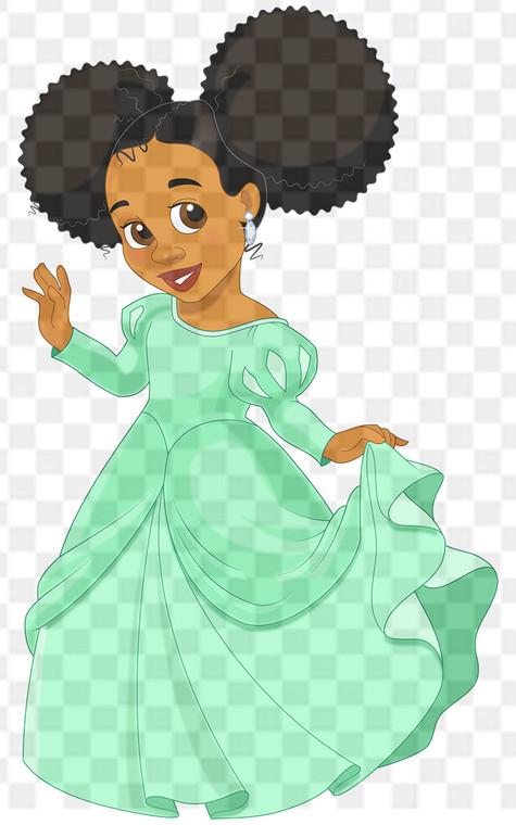 Princess Ariel Downloadable .png File