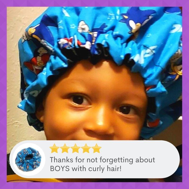 satin caps for boys