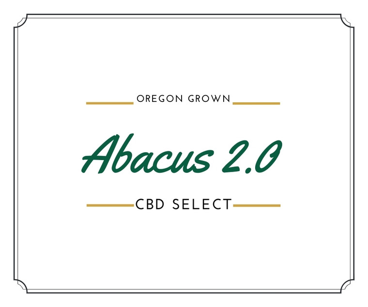"""""""Abacus 2.0"""" features an amazing terpene profile and enjoyable effects"""
