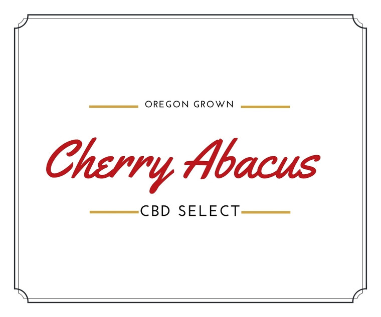 """""""Cherry Abacus"""" CBD Hemp Flower features relaxing, calming effects that may help with rest and sleep"""