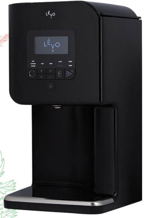 Levo II Oil Infuser - Black