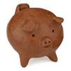 chilean good luck pig - tan