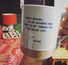 someone holding the prince mug