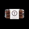 tortoise teletie hair tie pack of 3
