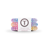 Eat Glitter for Breakfast teletie hair tie pack of 3