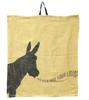 Donkey napkin in beige