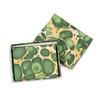 Green Marble Card & Envelopes