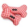 Harry Barker red gingham dog toy