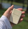 mini deckle edge notebook