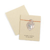 Milagro Heart Card - my heart is grateful for your heart.