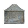"""Vintage Zinc Envelope Frame - 5"""" x 3"""