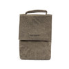"washed canvas lunchbox ""bon appetit"""