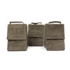 Washed Canvas lunchboxes