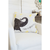 smart elephant pillow