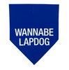 Wannabe Lap Dog Bandana L/XL