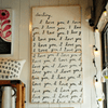 Letter For You art print