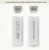 4ocean Reusable Bottle - White