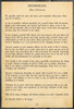 Desiderata Poetry Collection - cream with grey wood frame