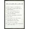 custom top 10 reasons why i love you art print - white