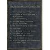 custom top 10 reasons why i love you art print - charcoal