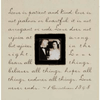 Love Is Patient Photobox
