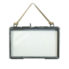 zinc horizontal hanging frame