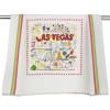 Las Vegas Dish Towel